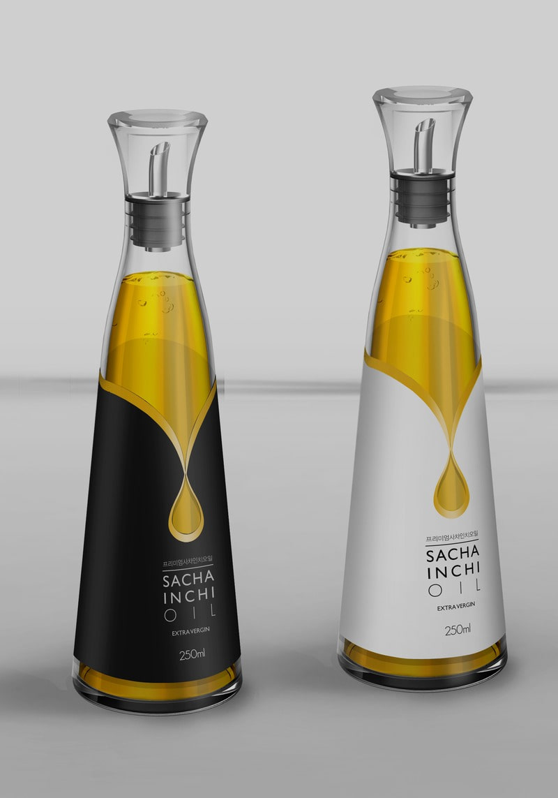 2016 SACHA INCHI OIL BOTTLE DESIGN