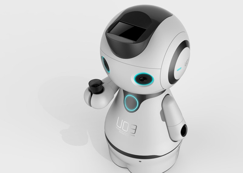 2016 SERVING ROBOT DESIGN